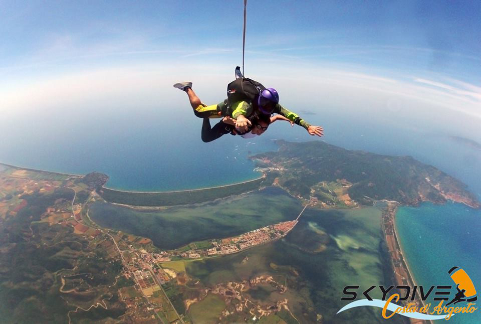 Skydive costa d'Argento - chi siamo 2